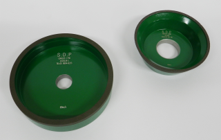 SDP custom made CBN wheels